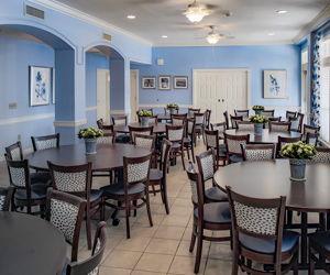 South Carolina, Dining Room
