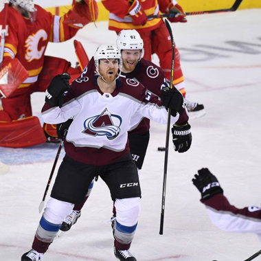 Image for Five reasons the Calgary Flames were upset by the Colorado Avalanche