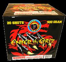 Image of Enter the Griz 20 Shots