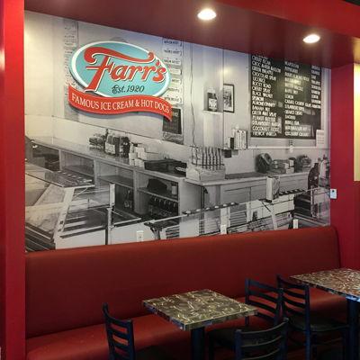 Farrs Wall Mural