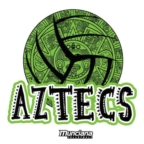Logo for Aztecs