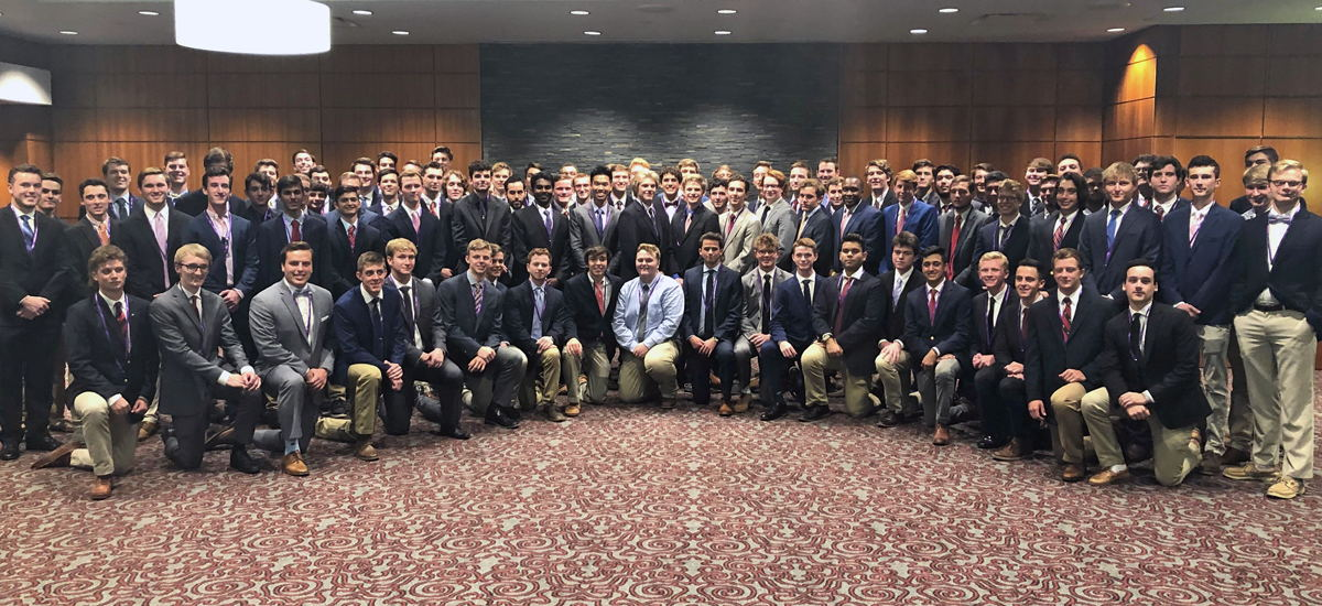 Delta Tau Delta Returns to South Carolina