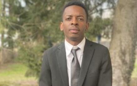 Image for Abdi Lugundi: A Young Born Leader