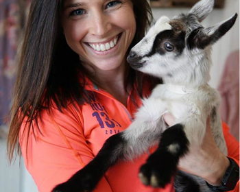 Goat Yoga and Farm Animals Yoga are Must-do Activities