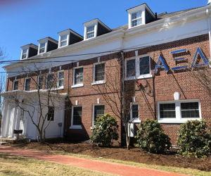 Exterior, University of New Hampshire