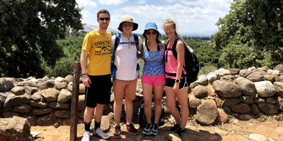 Israel Trip Makes An Impact