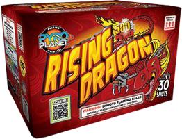 Image for Rising Dragon 30 Shot