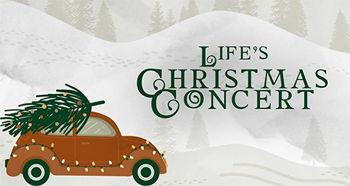 Image for Life's Christmas Concert