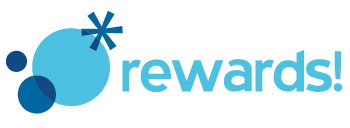 Rewards! Logo