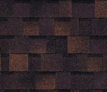 STANDARD DURATION SHINGLES-BROWNWOOD