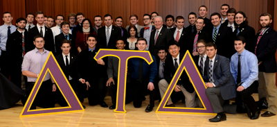 Iota Tau Takes a Stand to End Domestic Violence