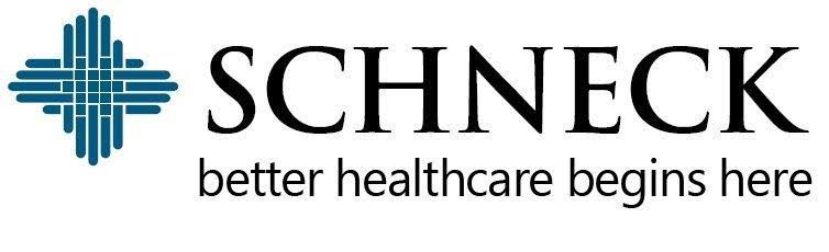 picture of Schneck Medical Center logo