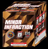 Image for Minor Infraction 25 Shot
