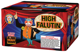 Image for High Falutin'  49 Shot