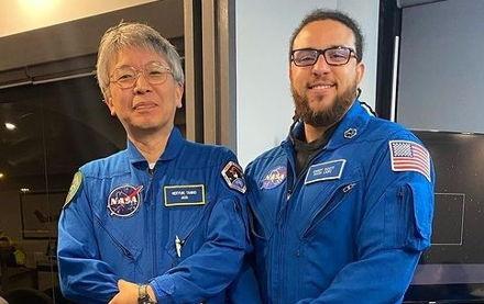 Image for Eta Omega Alumnus helps with joint effort between NASA and Japan's Space Program