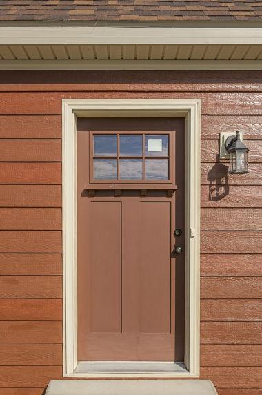 6 Lite Exterior Door