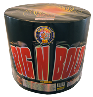 Image for Big-N-Bold 18 Shots