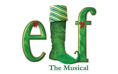 Logo for Elf The Musical