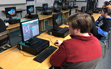 Image for Indian Creek High School Receives $1,000 Computer Education Grant
