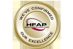 HFAP Certification Johnson Memorial Health Franklin, Indiana