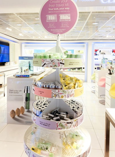 In-Store Promotional Display