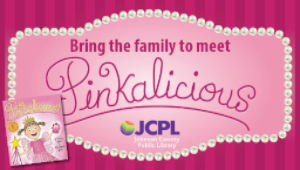 Pinkalicious Event