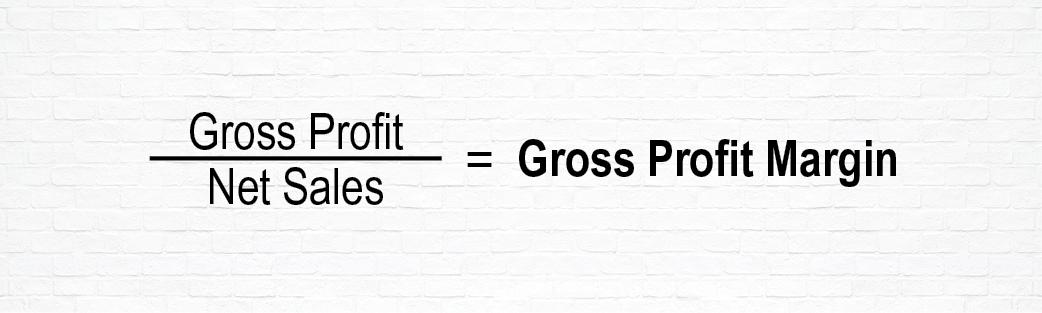 Equation to Determine Gross Profit Margin