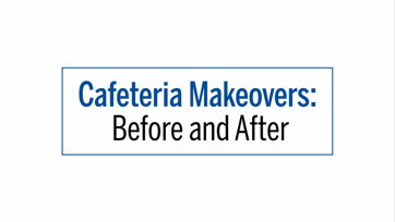 Image for Before & After Cafeteria makeover