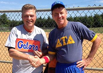 Dan Olmetti and Gary Stock