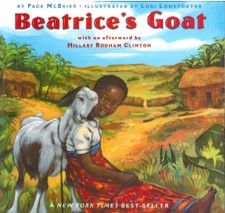 Beatrices Goat by Page McBrier Illustrated by Loriohstoeter
