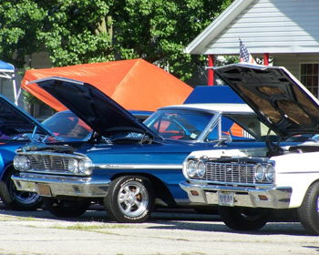 Trafalgar Christian Church Car Show
