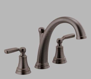 Roman Tub Trim – Oil Rubbed Bronze