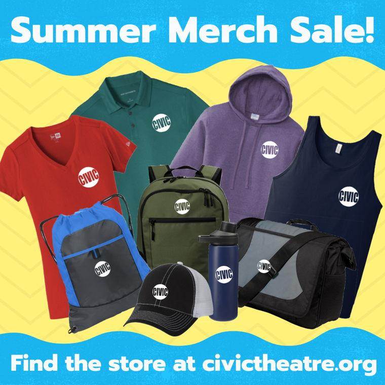 Image for Civic Theatre Merchandise