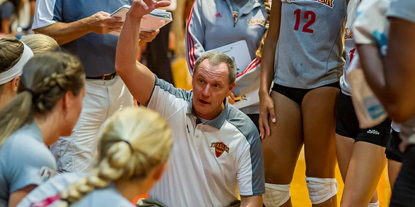 Image for Affolder Named Coach of the Year