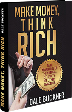Make Money Think Rich Book cover