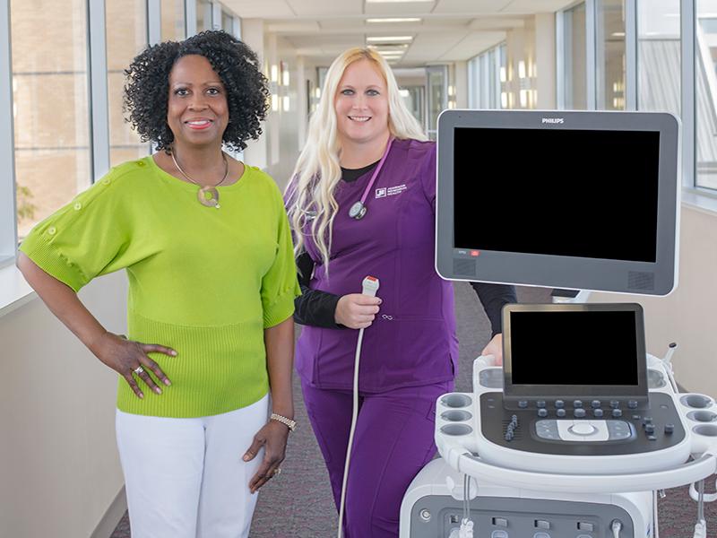 Medical Imaging Johnson Memorial Health