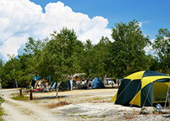 Johnson County Park campgrounds