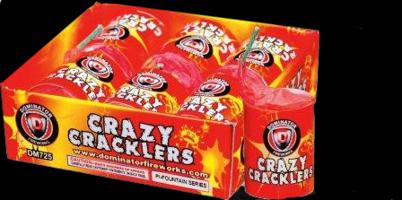Image for Crazy Cracklers