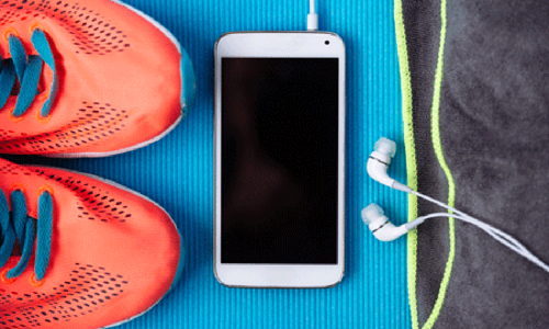 Image for 5 Favorite Running Apps