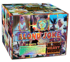 Image for Blond Joke  30 SHOTS