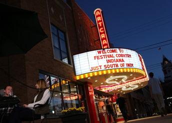 The Historic Artcraft Theatre event venue