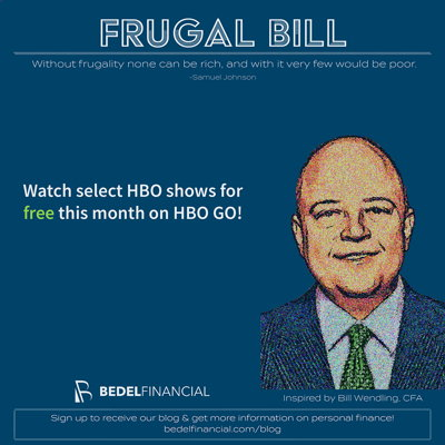 Image for Frugal Bill - HBO