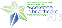 Excellence in Healthcare Logo