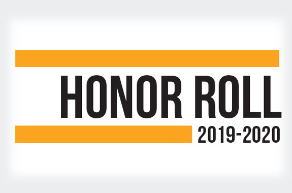 Image for Honor Roll FY20