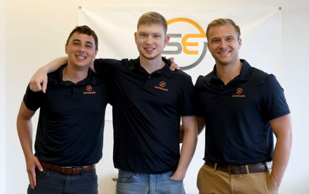 Image for Safeguarding utility workers: UI grads create device to reduce electrocution deaths