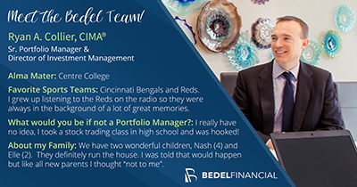 Ryan Collier, CIMA, Meet the Bedel Team