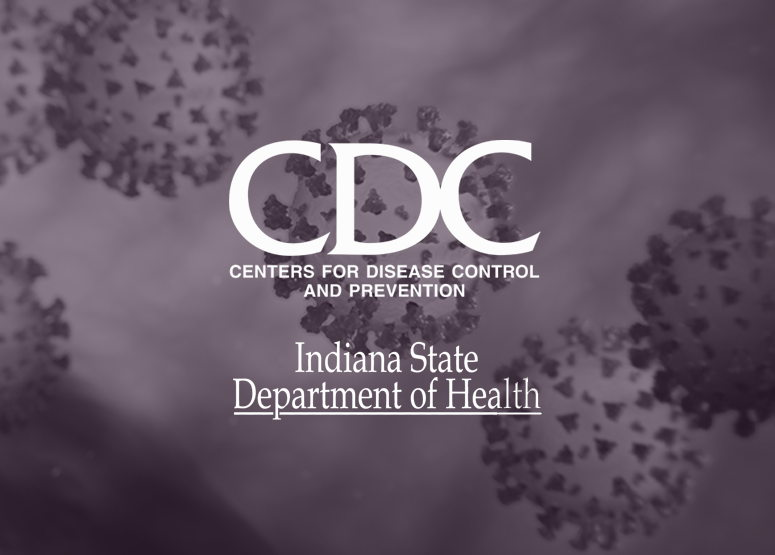 Image for CDC, ISDH Websites