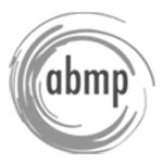 Logo for abmp