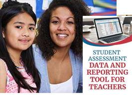 Student Assessment Data Reporting Tool for Teachers
