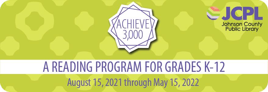 Achieve 3000 Reading Program